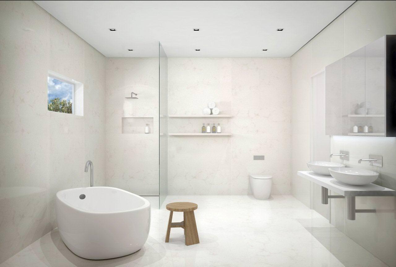 Cómo diseñar un bonito cuarto de baño